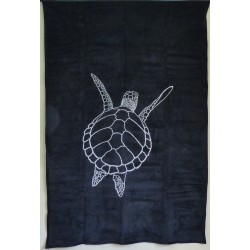 SEA TURTLE (black and white)